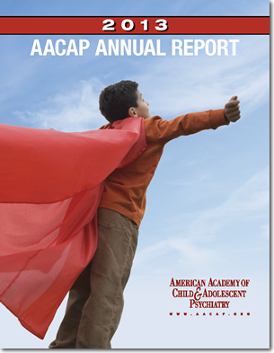 2013 AACAP Annual Report