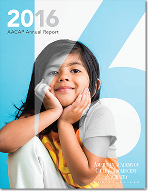 2016 AACAP Annual Report